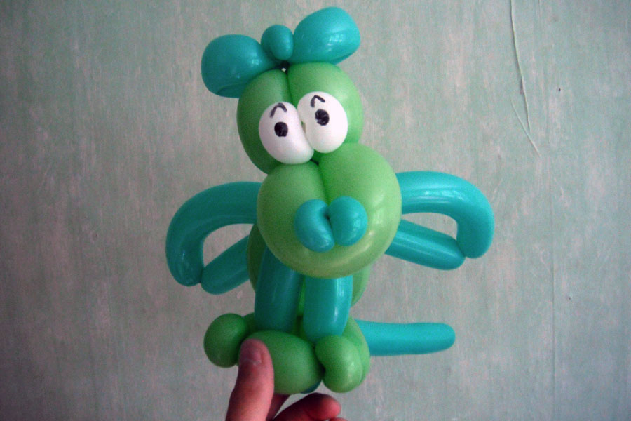 animation ballon